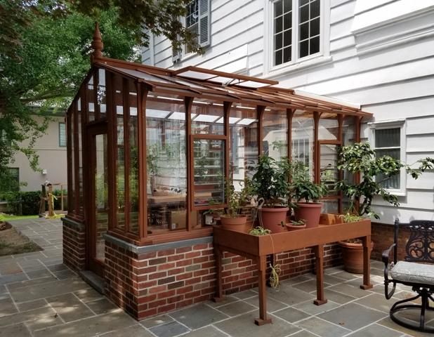 Superb Patio Garden Deluxe Greenhouse