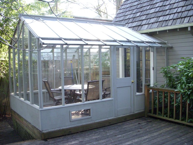 Garden deluxe greenhouse gallery sturdi built greenhouses for House plans with greenhouse attached