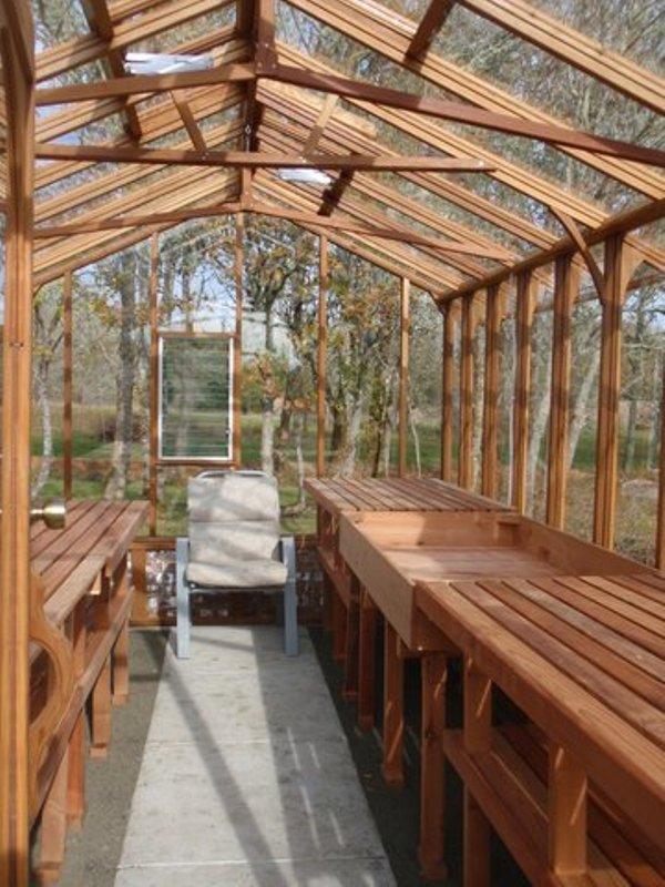 Solar For America >> Garden Deluxe Greenhouse Gallery - Sturdi-Built Greenhouses