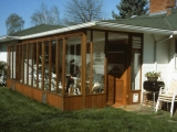 Garden sun room greenhouse in Beaverton OR