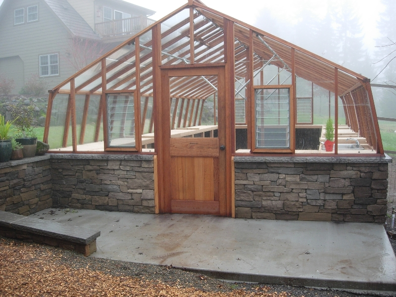 Large Cannabis Greenhouse for home use