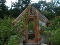 Tudor Freestanding garden greenhouse