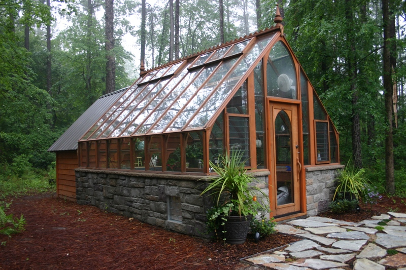 Tudor greenhouse pictures sturdi built greenhouses - Garden sheds oregon ...