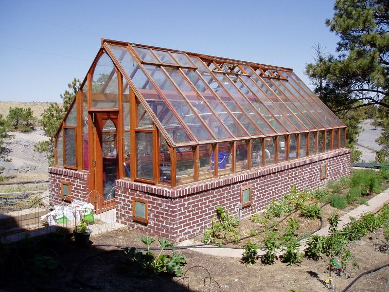 constructor how to build a greenhouses