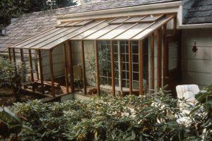 Custom greenhouse-unique shape