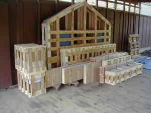 Greenhouse shipment ready