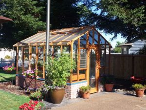 9 x 12 Garden deluxe summer