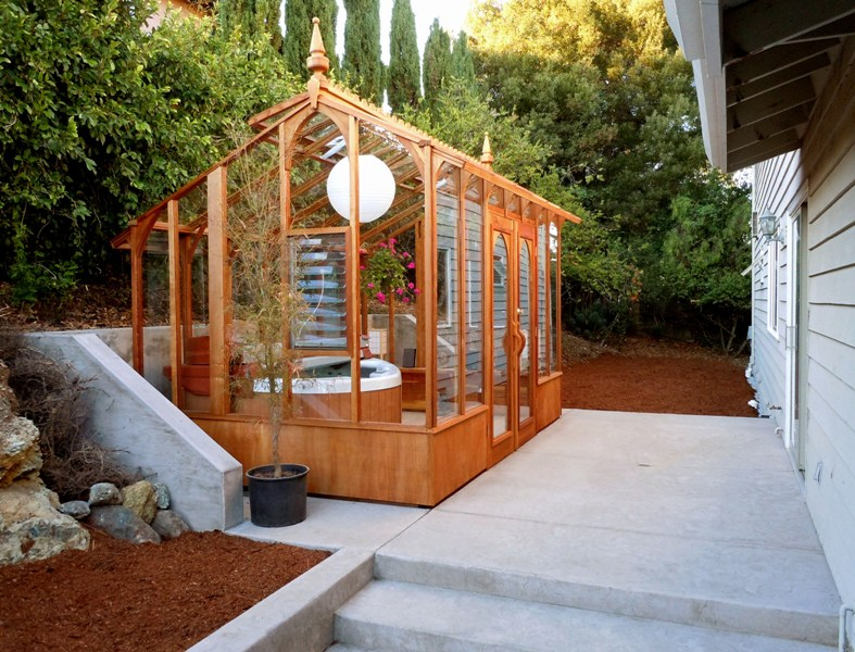 Nantucket Greenhouse Kits A Unique Garden Greenhouse