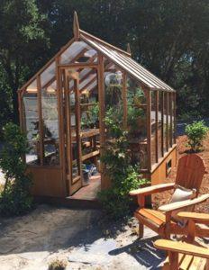 Trillium Greenhouse in Los Altos Hills CA