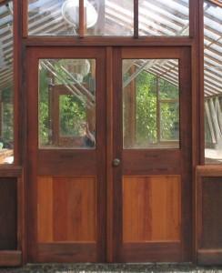 Standard Style double doors