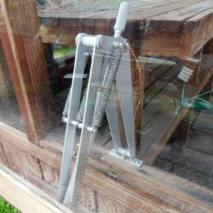 Bayliss Triple Spring Greenhouse Vent Openers