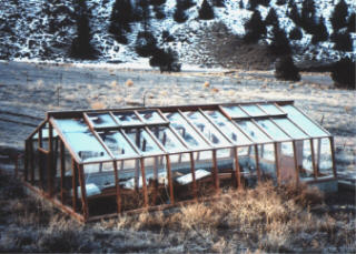 Pit Greenhouse Sturdi Built Greenhouses