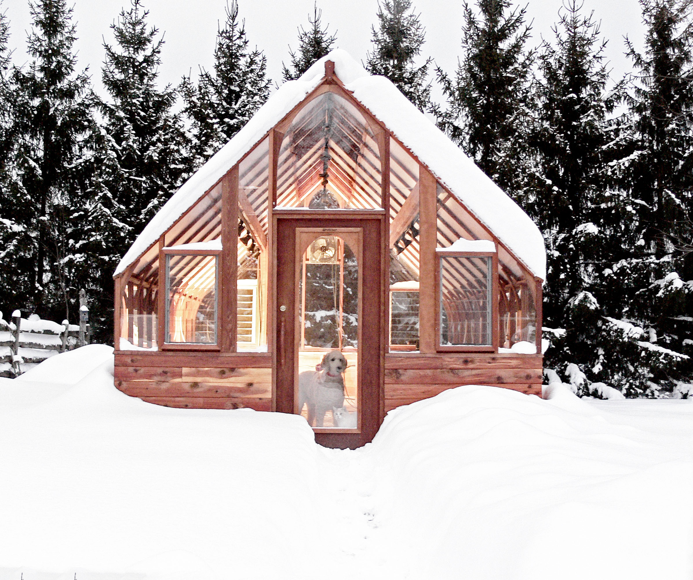 Astonishing Winterize Your Greenhouse Sturdi Built Greenhouses Home Interior And Landscaping Mentranervesignezvosmurscom