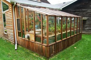 Garden Sunroom kits by Sturdi-built Greenhouses